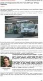 Casate: il 30 inaugurazione della prima casa dell'acqua di Piazza Repubblica